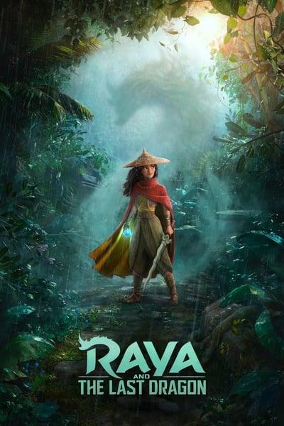 Raya and The Last Dragon 2021 720p BRRip XviD AC3-XVID