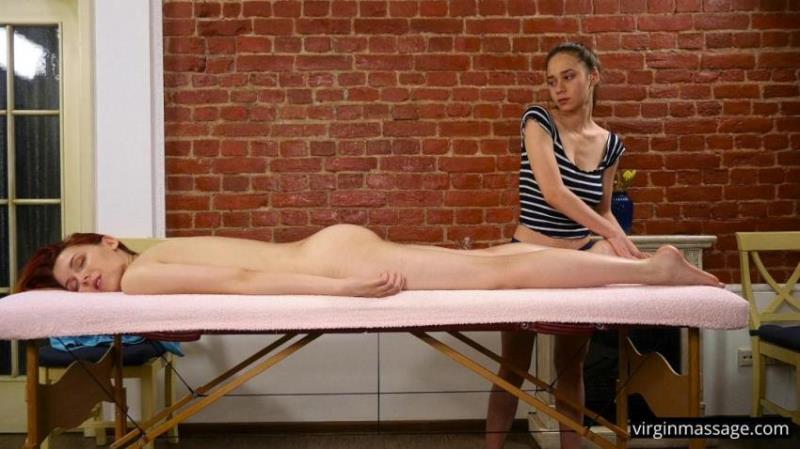 Defloration.com/VirginMassage.com - Elvira Nunah aka Elin Flame - Massage (1080p/FullHD)