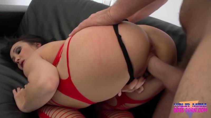 YourMomDoesPorn.com - Katsuni [Slutty Asian Mommy] (SD 480p)