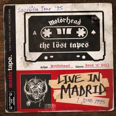 Motorhead - The Lost Tapes Vol  1 (Live in Madrid 1995) (2021)