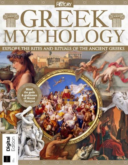 All About History Greek Mythology