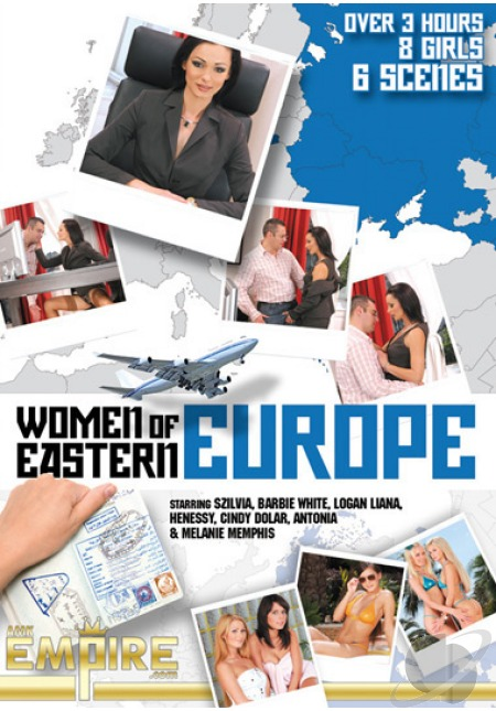 Women Of Eastern Europe [VOD 480p 2.1 Gb]