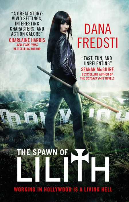 The Spawn of Lilith by Dana Fredsti