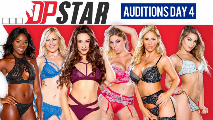 DigitalPlayground - Ana Foxxx, Britney Amber, Cassidy Klein, Cherie Deville, Summer Day, Sydney Cole - DP Star 3 Audition: Episode 4 [FullHD 1080p]