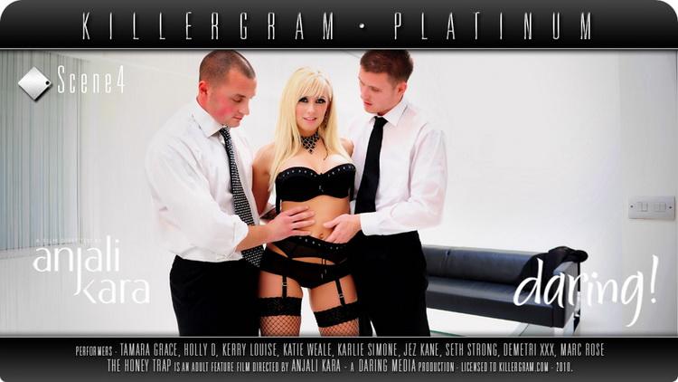 Karlie Simone ~ The Honey Trap Scene 4 ~ DaringSex/Killergram ~ HD 720p