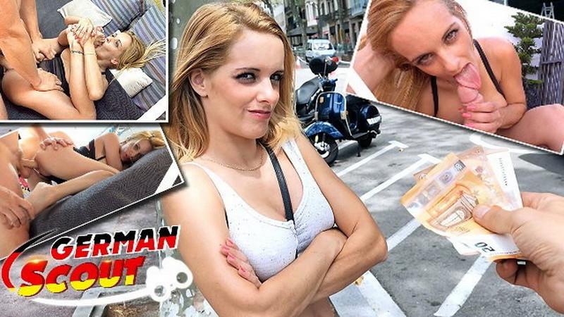 AGATHA ~ MILF TALK TINY GIRL AGATHA TO FUCK AT MODEL CASTING JOB ~ GermanScout ~ HD 720p