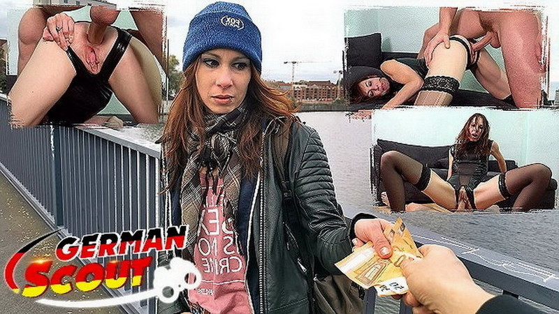GINGER ~ ROUGH ANAL SEX FOR SKINNY GINGER TEEN LANA AT PICKUP CASTING IN BERLIN ~ GermanScout ~ HD 720p