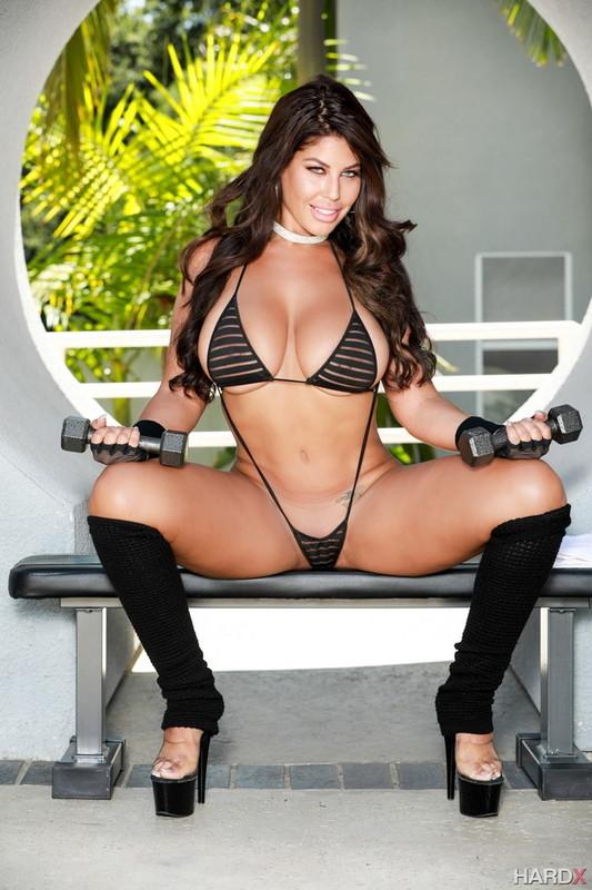 Bridgette B - Big Tit Anal Workout (HardX/FullHD) - Flashbit