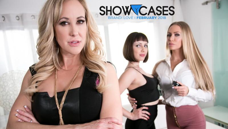 Brandi Love, Jenna Sativa, Nicole Aniston - Showcases: Brandi Love [GirlsWay] FullHD 1080p