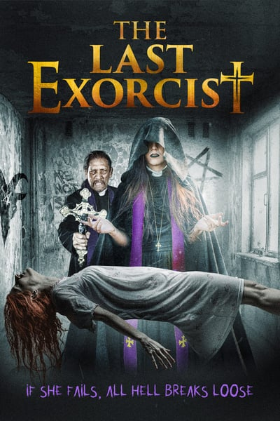 The Last Exorcist 2020 720p BluRay x264 DTS-FGT