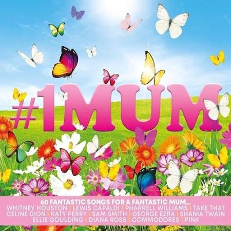 VA - The #1 Album  Mum (3CD) (2021)