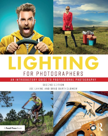 Lighting for Photographers An Introductory Guide to Professional Photography Routledge 2020