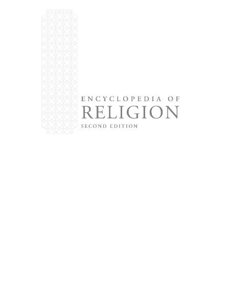 Encyclopedia of religion Volume 7