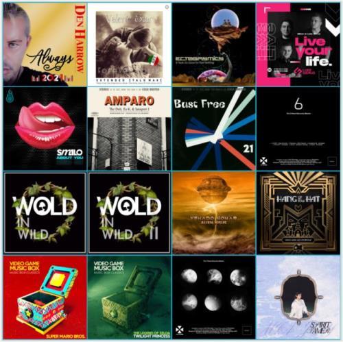 Beatport Music Releases Pack 2693 (2021)