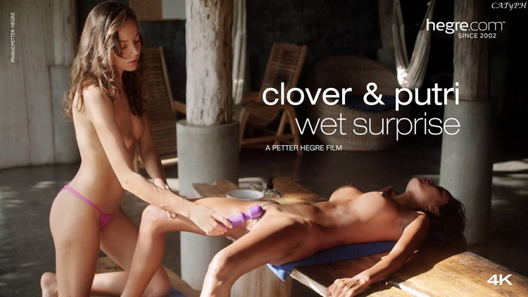 Clover, Putri - Clover And Putri Wet Surprise (Hegre/UltraHD 4K) - Flashbit