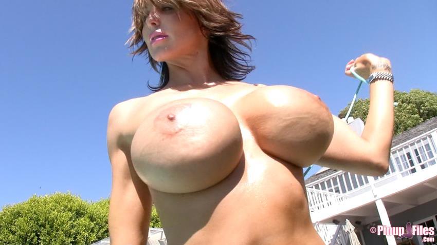 PinupFiles.com: Brandy Robbins - Bikini Boobs 3 [HD 720p] (487,96 Mb) - January 29, 2021