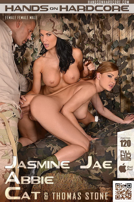 Jasmine Jae, Abbie Cat - Rod for Recreation (HandsonHardcore/DDFNetwork/FullHD) - Flashbit