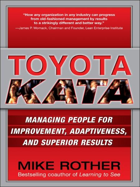Toyota Kata Mike Rother