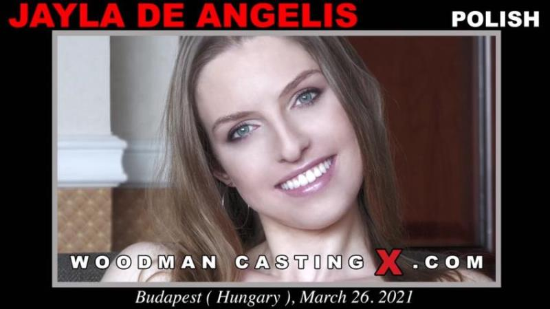 WoodmanCastingX.com/PierreWoodman.com: Jayla de Angelis - Casting X *UPDATED* [HD 720p] (2.1 Gb)