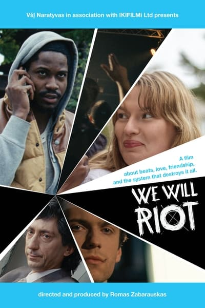We Will Riot 2013 1080p AMZN WEBRip DDP2 0 x264-MRCS
