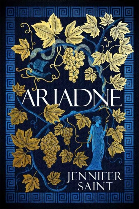 Ariadne by Jennifer Saint  [ENG]