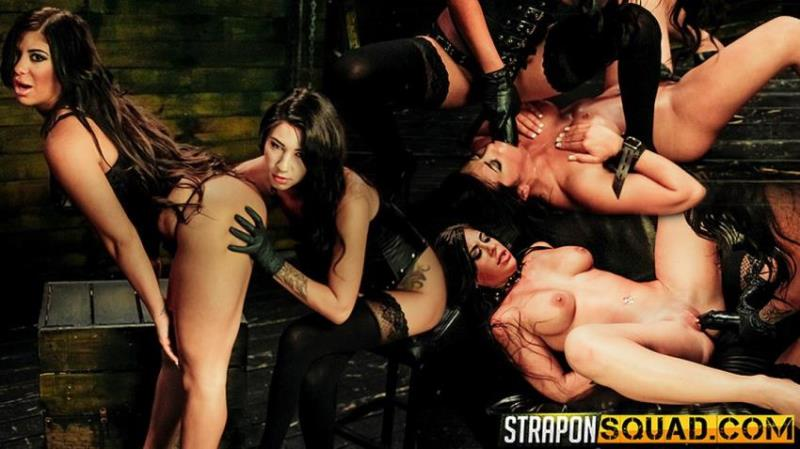 StrapOnSquad.com/FetishNetwork.com: Alexa Pierce, Esmi Lee - Strap On Squad [HD 720p] (1.17 Gb)