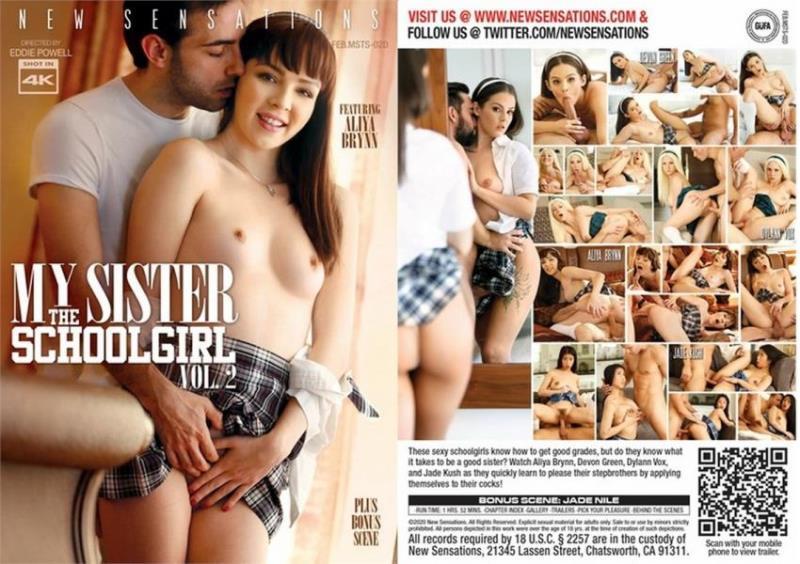 My Sister The Schoolgirl Vol. 2 [WEBRip 400p 896.57 Mb]