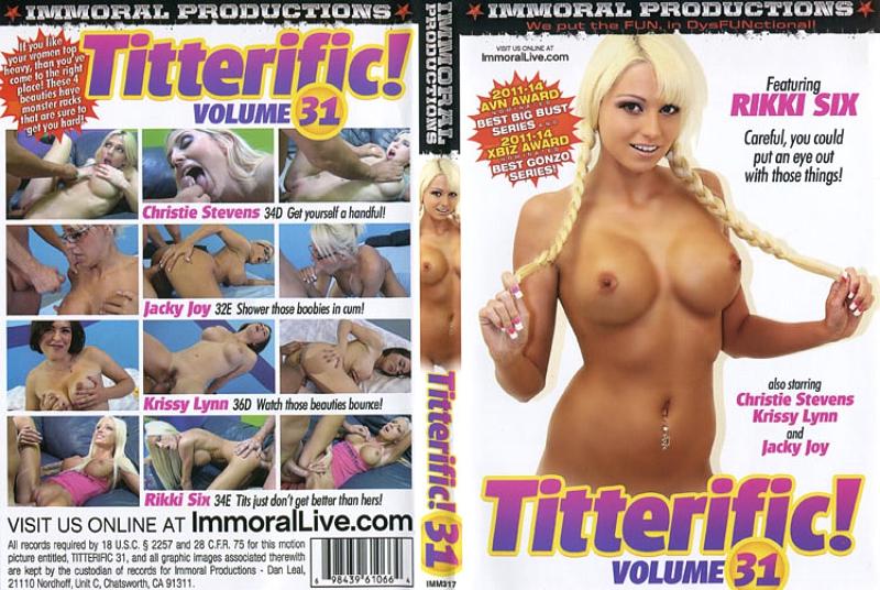Titterific 31 [DVDRip 402p 1000.27 Mb]