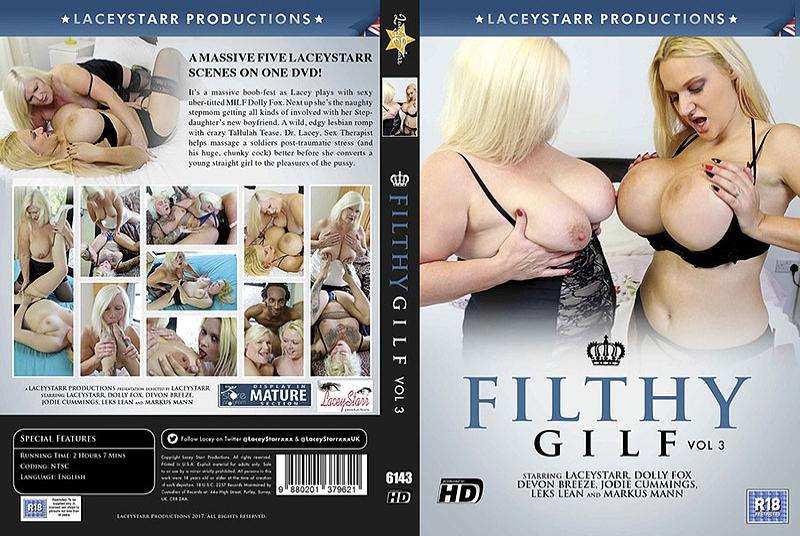 Filthy GILF 3 [DVDRip 480p 1.11 Gb]
