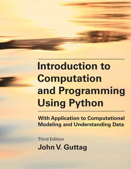 Introduction to Computation and Programming Using Python [ENG]