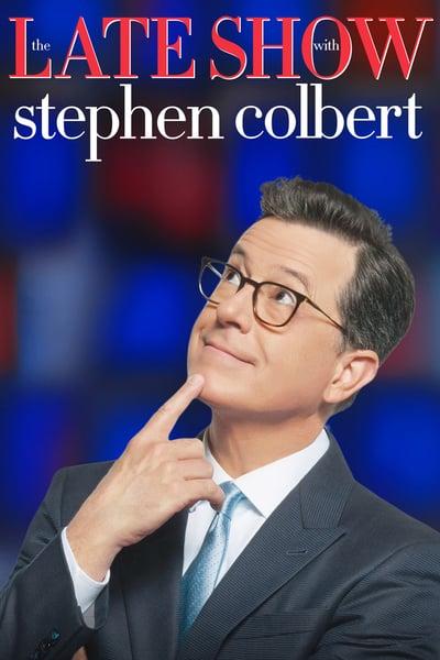 Stephen Colbert 2021 05 11 Michelle Obama 720p HEVC x265-MeGusta