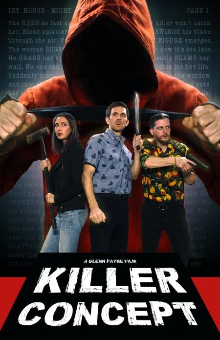 Killer Concept (2021) 720p WEBRip x264 AAC-YTS