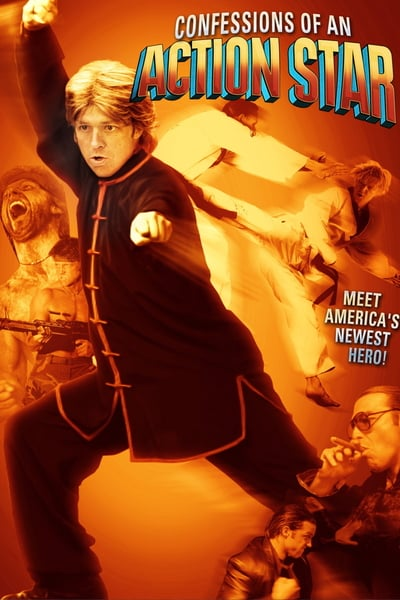 Confessions Of An Action Star (2005) 720p WEBRip x264 AAC-YTS