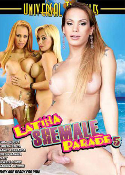 Latina Shemale Parade 5 (2012)