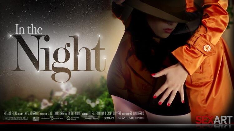 Calvert, Elle Alexandra - In The Night [SexArt / FullHD 1080p]