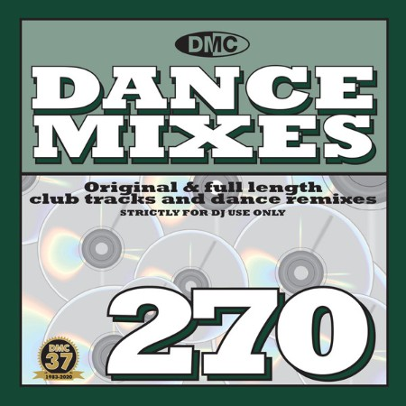 DMC Dance Mixes 270