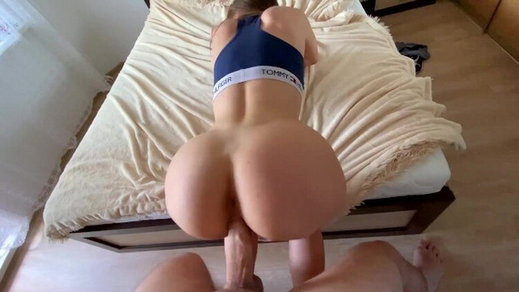 DickForLily - Stepcousin loves training on my cock-cum on her ass [HD/720p/150 MB] Pornh