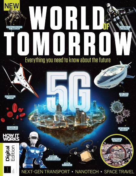 How It Works - World of Tomorrow - 5th Edition, 2021