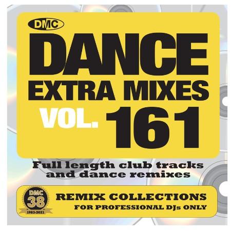 DMC Dance Extra Mixes Vol  161 (2021)