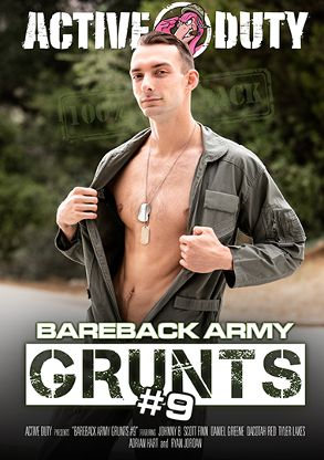 Bareback Army Grunts 9 (2021)
