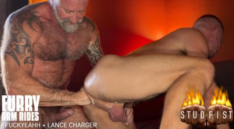 FFuckYeahh, Lance Charger - Furry Arm Rides (2021/StudFist.com) [FullHD/1080p/ 1.25 Gb]