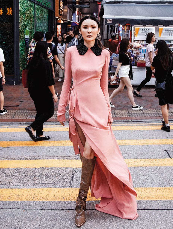 мода улиц Гонконга / фото 01