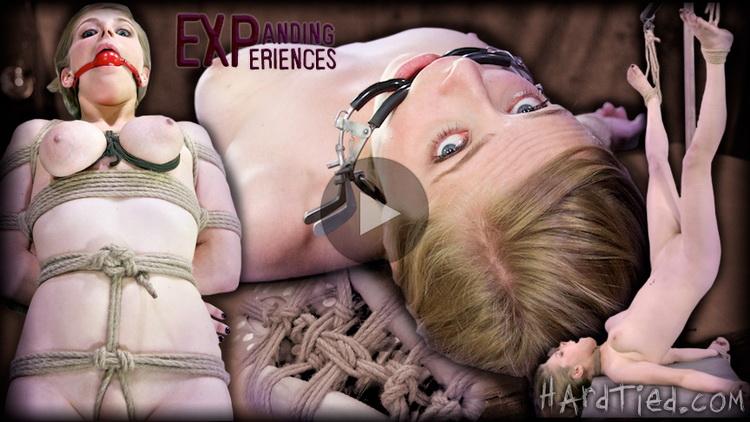 Penny Pax ~ Expanding Experiences ~ HardTied ~ HD 720p
