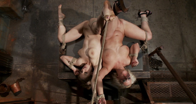 Cherry Torn, Derrick Pierce, Penny Pax - Captive Companions [HD/720p/2.05 GB] fuckedandbound