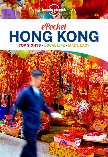 Pocket Hong Kong Travel Guide Lonely Planet