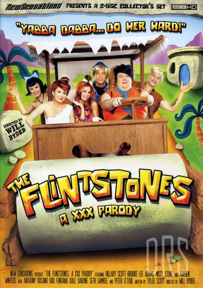 The Flintstones: A XXX Parody [DVDRip 576p 1.78 Gb]