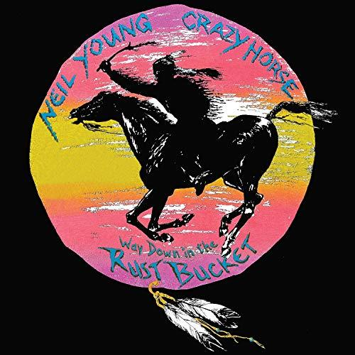 Neil Young With Crazy Horse - Way Down In The Rust Bucket (2021) FLAC