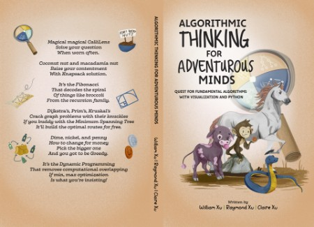 Algorithmic Thinking for Adventurous Minds - Quest for Fundamental Algorithms with...