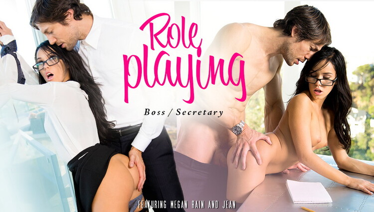 EroticaX - Megan Rain - Role Playing- Boss/Secretary [SD 400p]