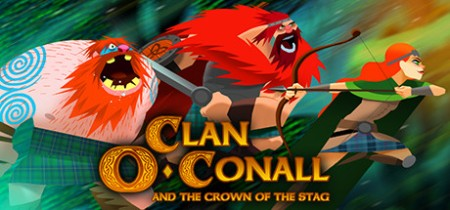 Clan OConall and the Crown of the Stag-DARKSiDERS